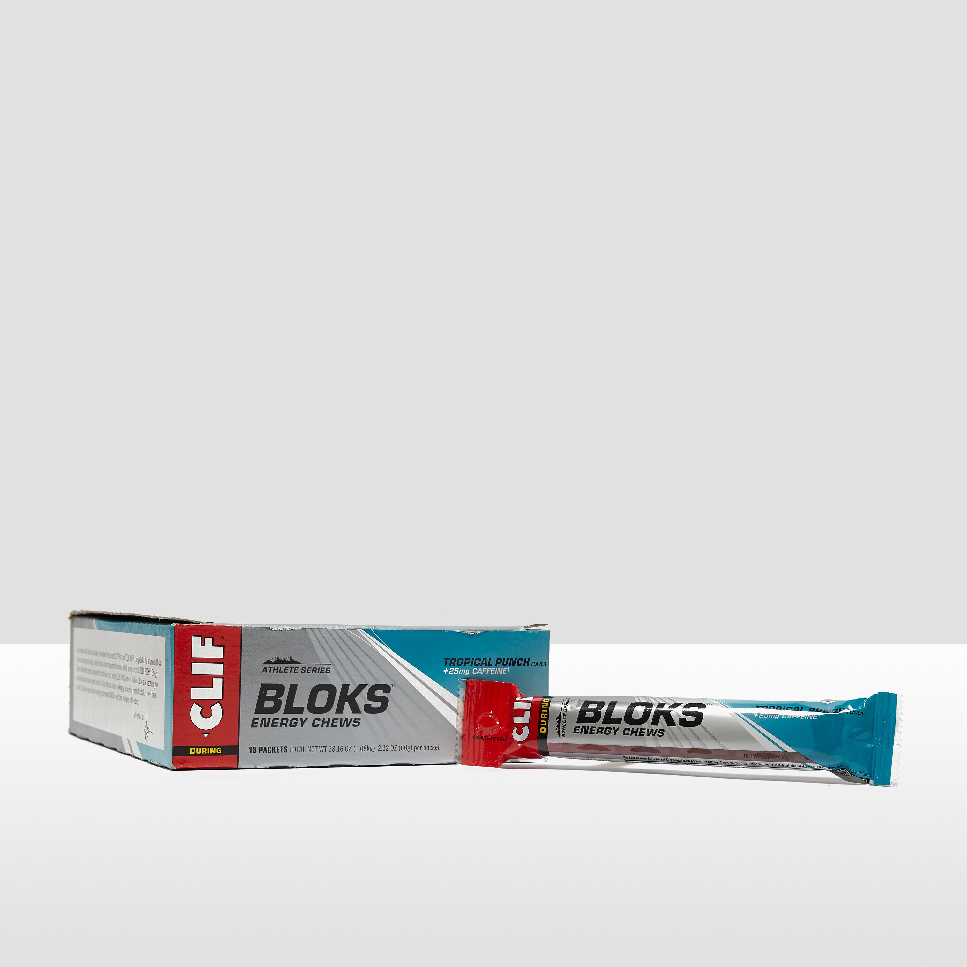 Clif Blocks (18 Pack)- Tropical Punch