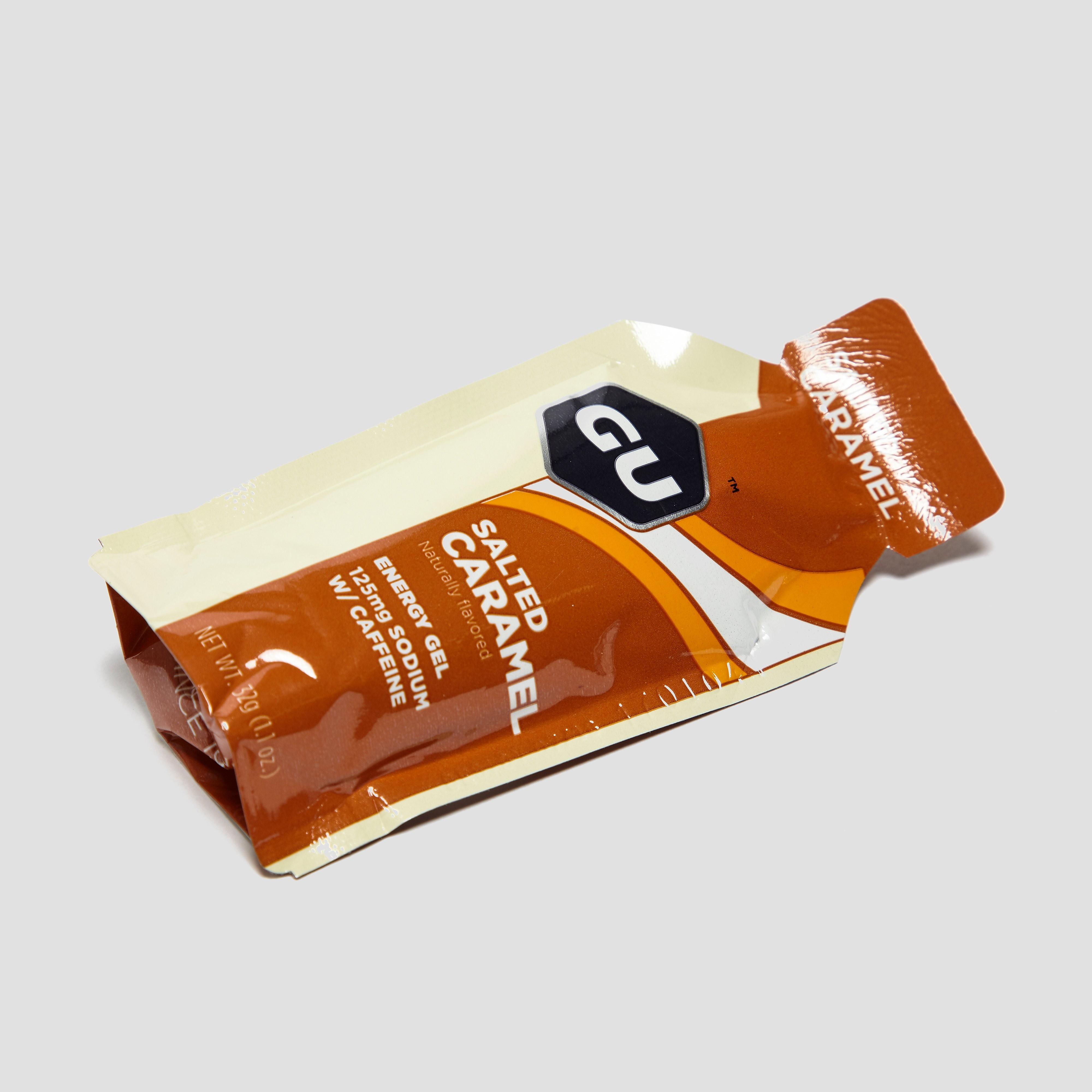 GU Energy Gels (24 Pack) - Salted Caramel