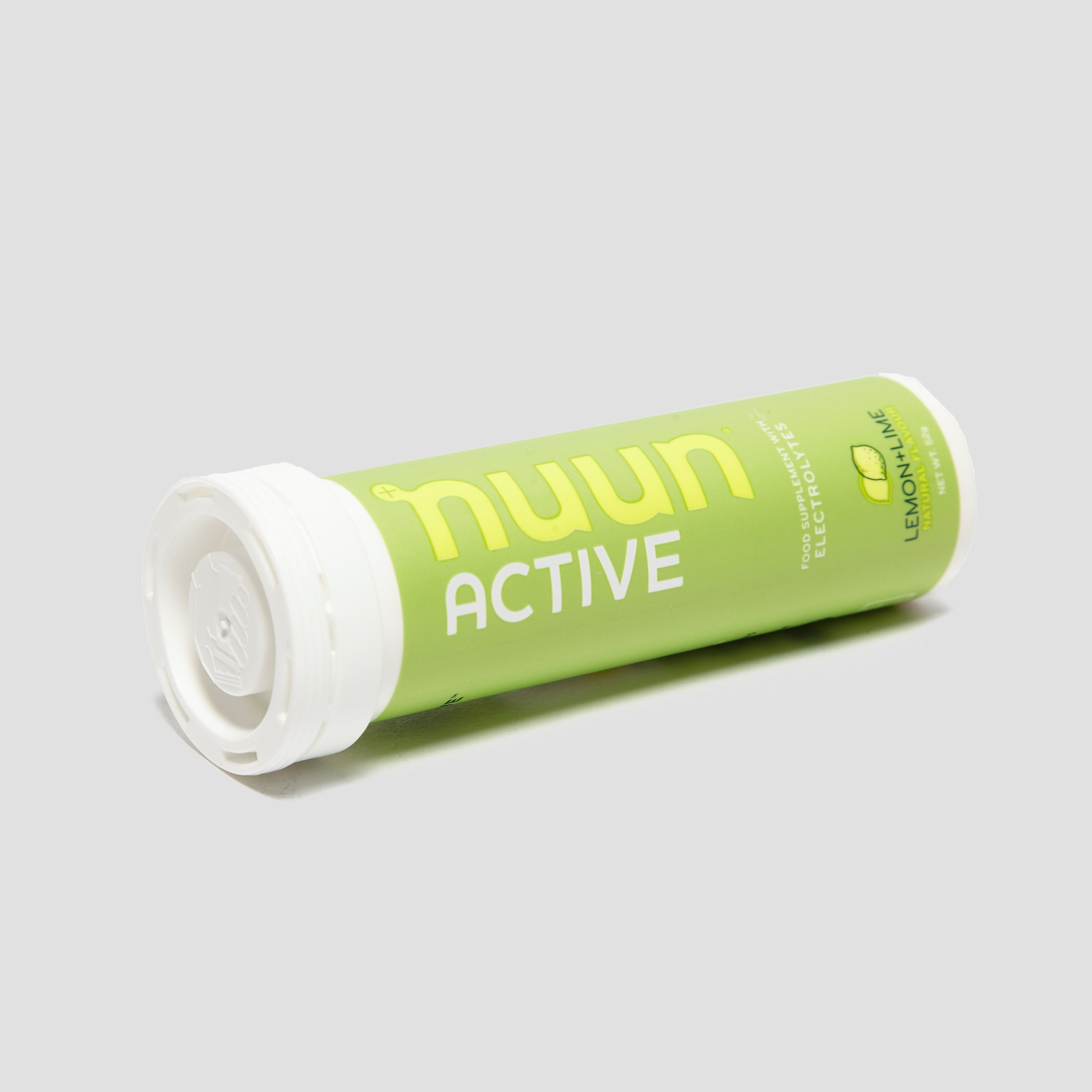 NUUN Active Tabs (8 Pack)- Lemon & Lime