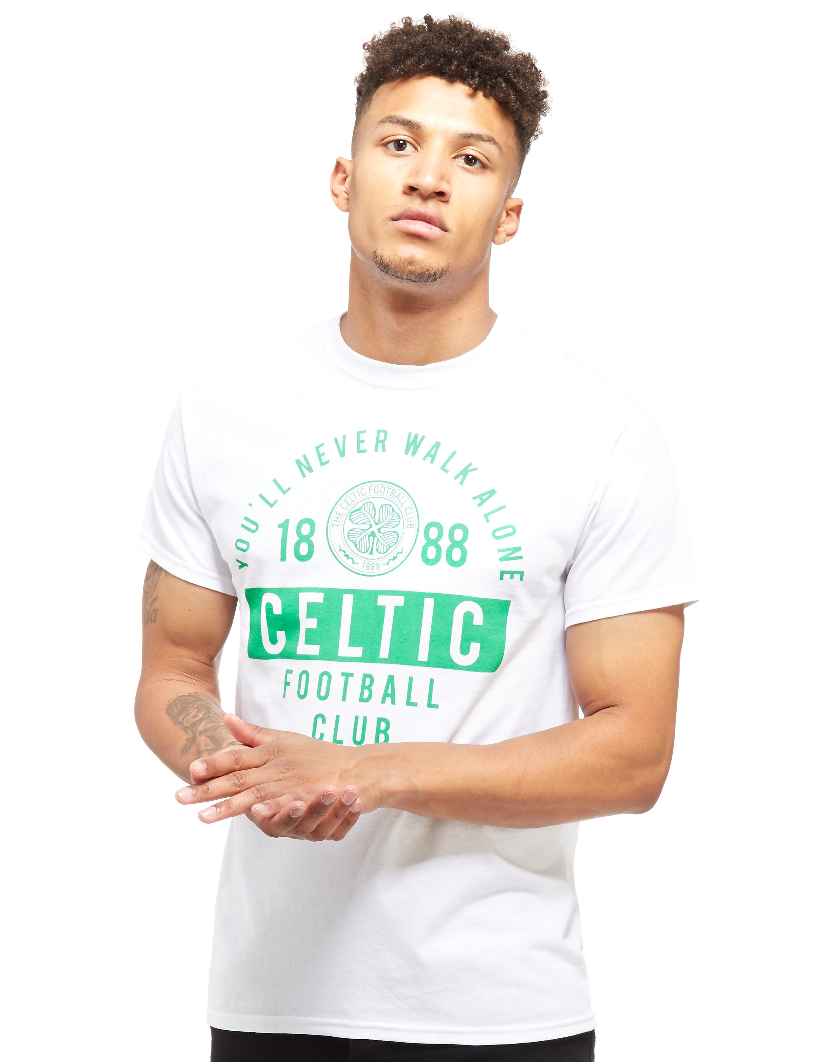 New Balance Celtic You'll Never Walk Alone Shirt