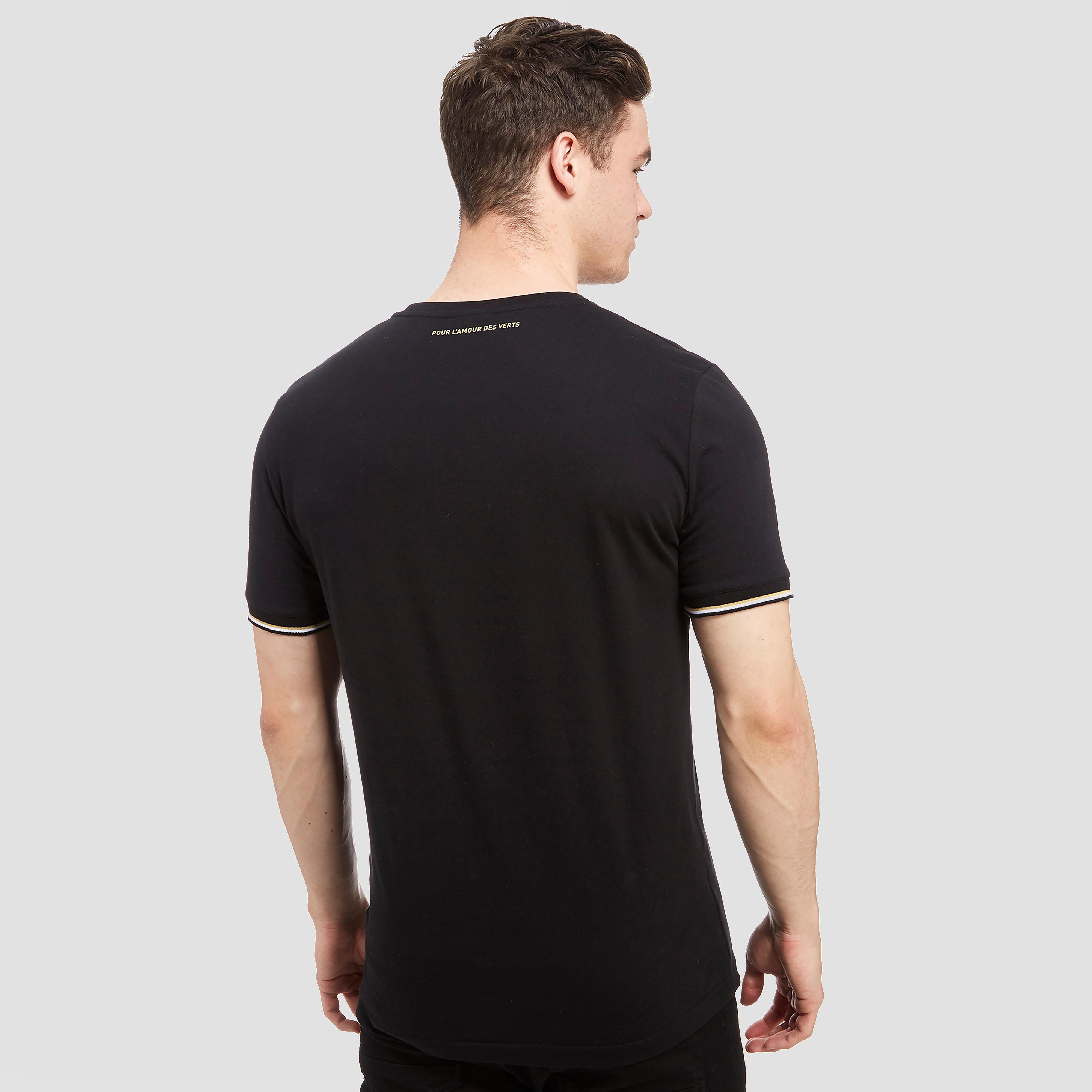 Le Coq Sportif AS Saint Etienne Crest Men's T-Shirt