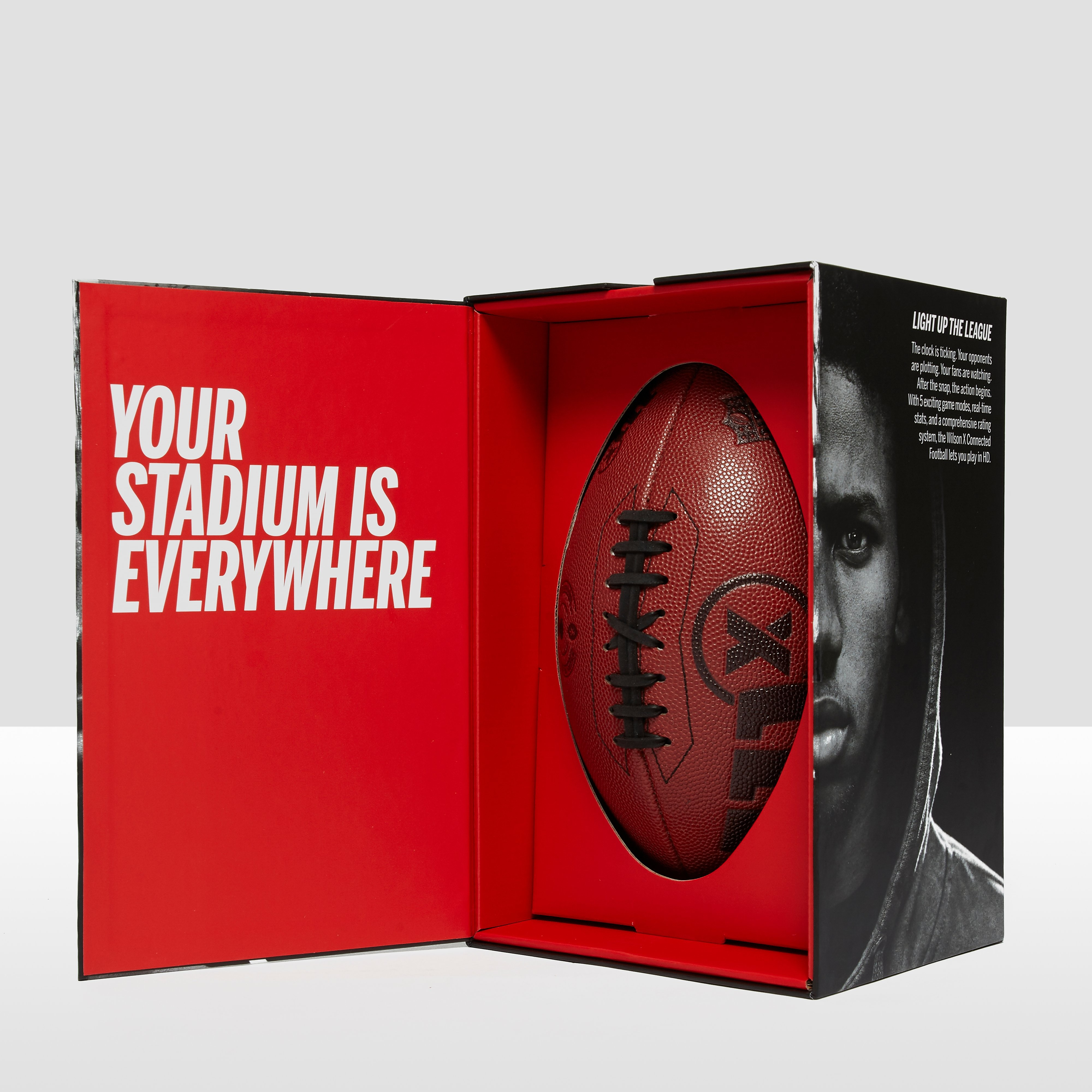 Wilson X OFFICIAL American Football