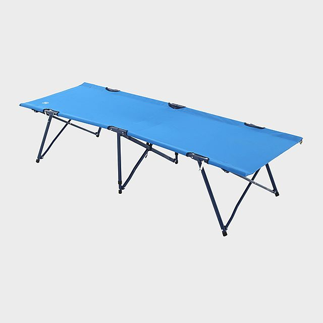 HI-GEAR Folding Camp Bed, ROYAL BLUE