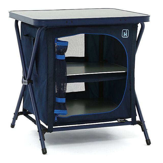 Hi Gear Elite 3 Shelf Cupboard
