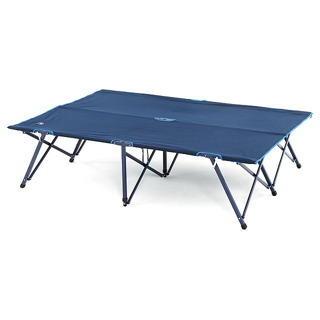 Hi Gear Double Folding Camp bed