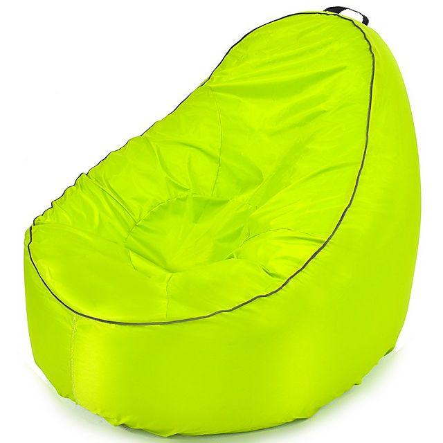Airgo Inflatable Avocado Chair