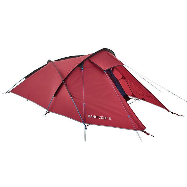 OEX Bandicoot II 2 Person Tent, RED
