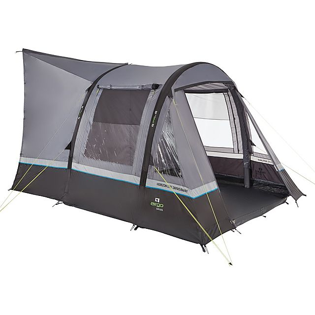 AIRGO Horizon Lite Air Driveaway Awning, MID GREY