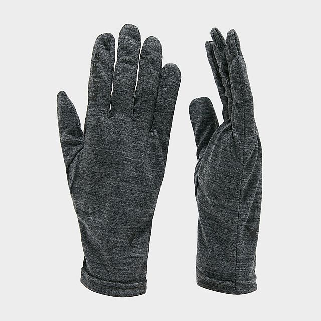 ALTURA Merino Liner Gloves, GRY/GRY