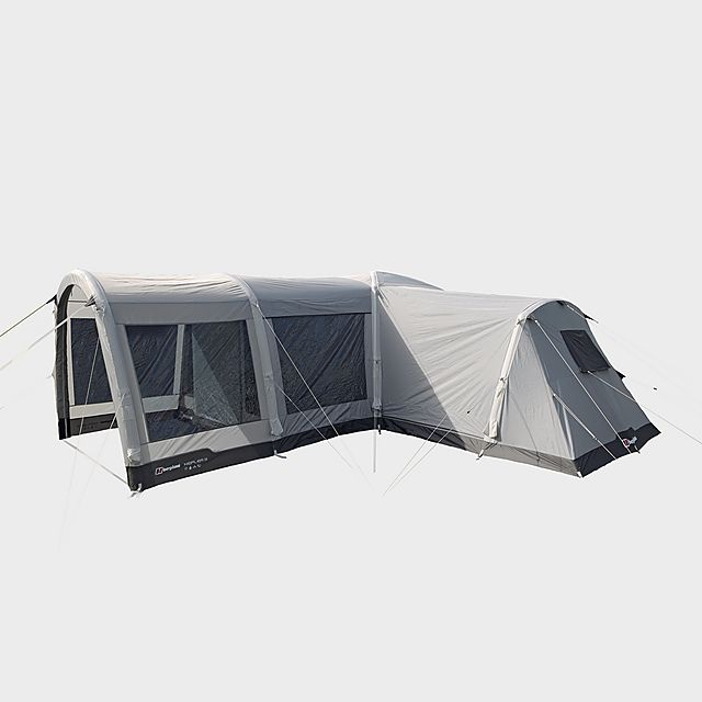 Berghaus Kepler 9 Nightfall Air Tent, LGY/LGY