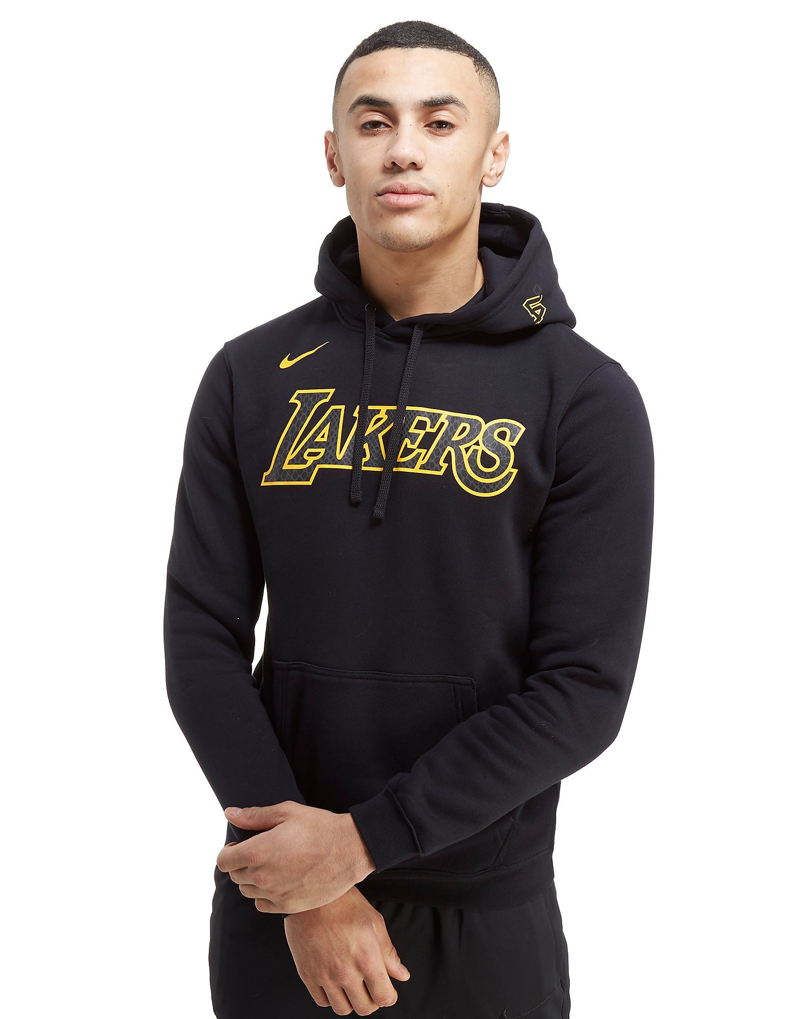 Nike NBA Lakers City Hoodie