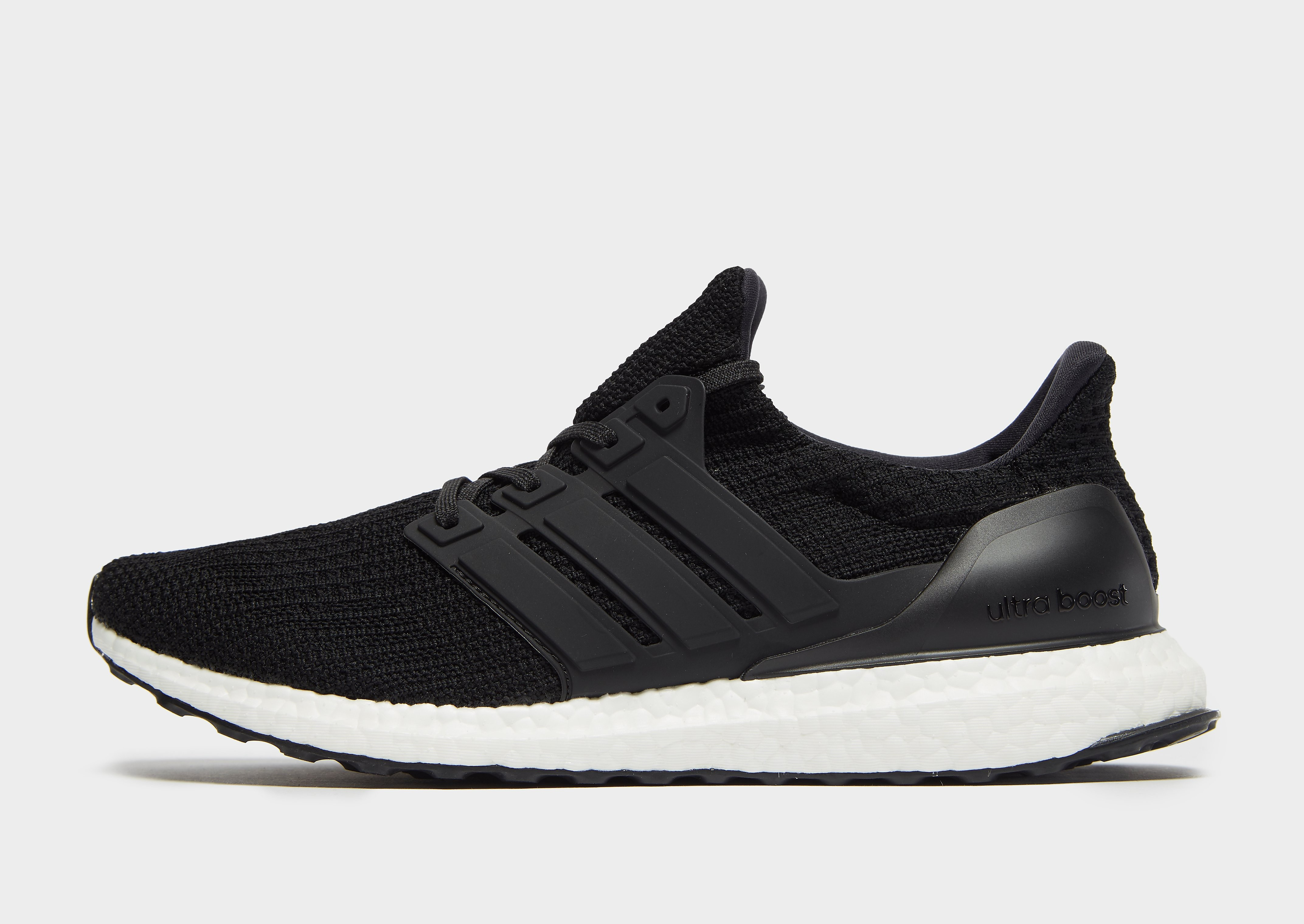 adidas Ultra Boost Schwarz-Weiß - Black/White - Mens, Black/White
