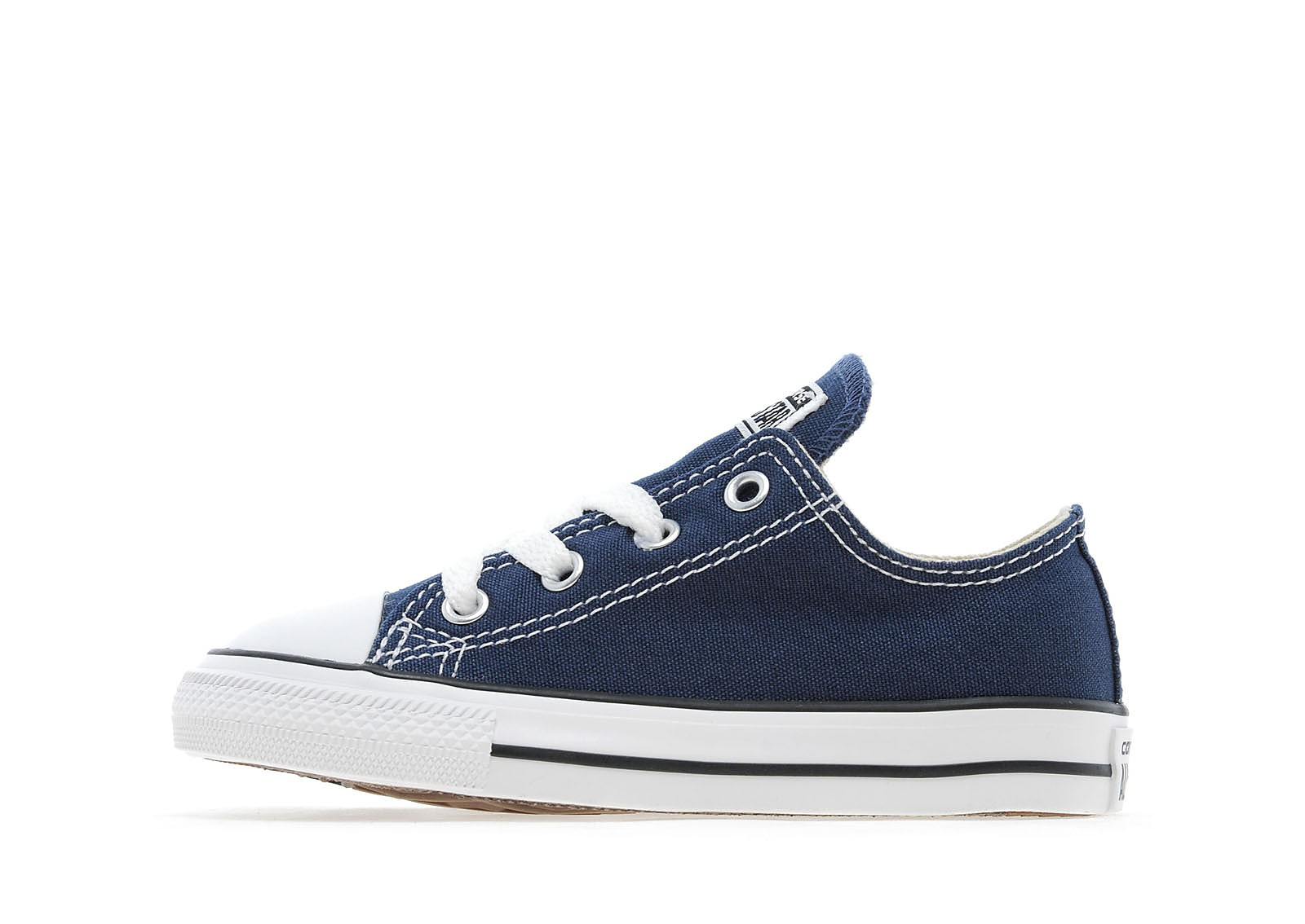 Converse All Star Ox Baby's - Blauw - Kind