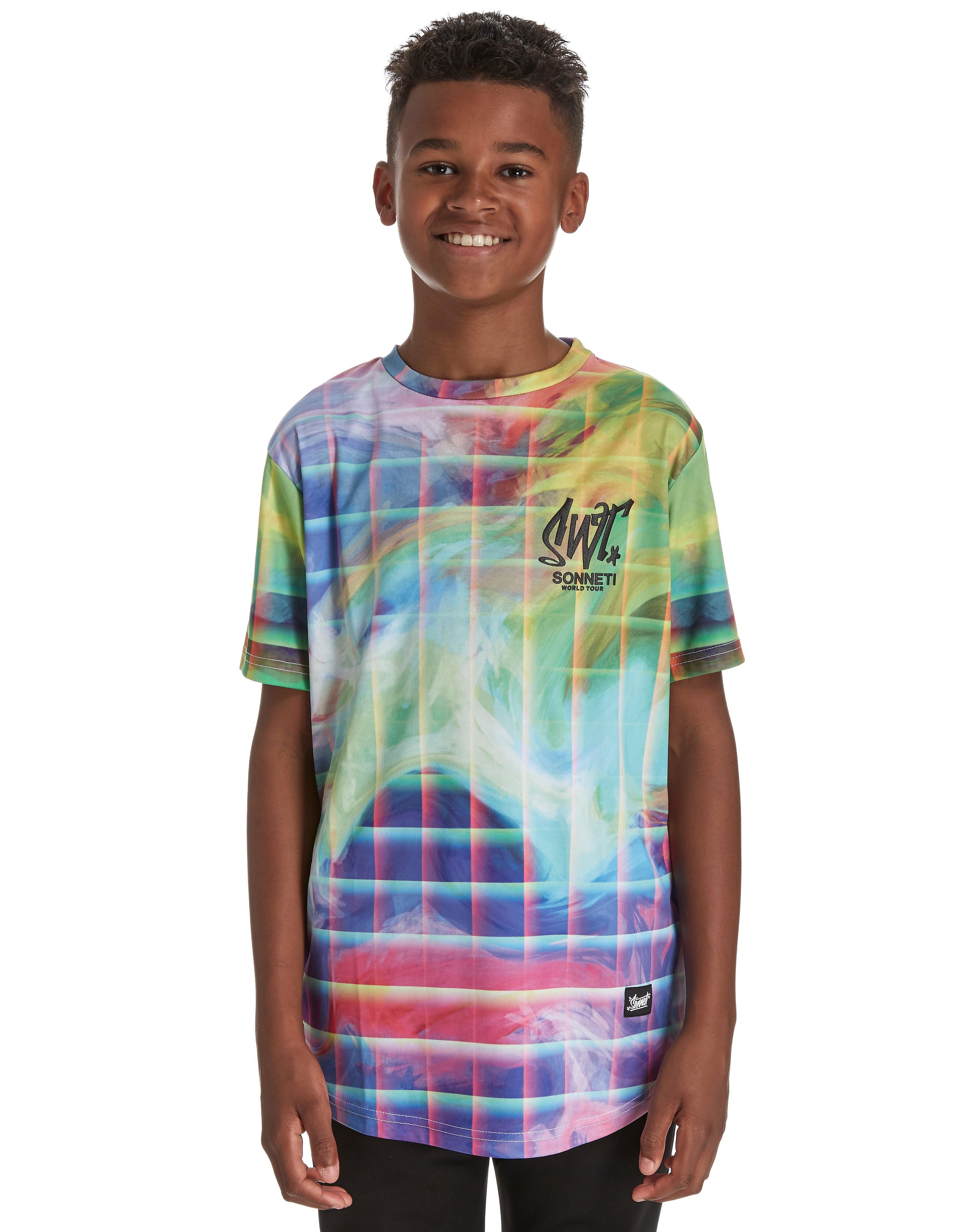 Sonneti Cubed T-shirt