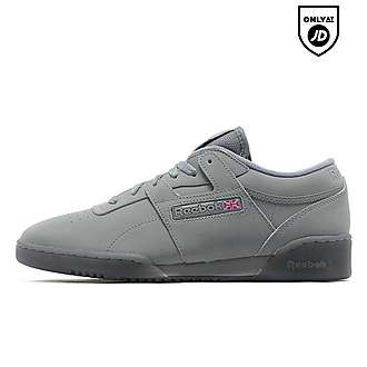 Reebok Work Out Low Flat