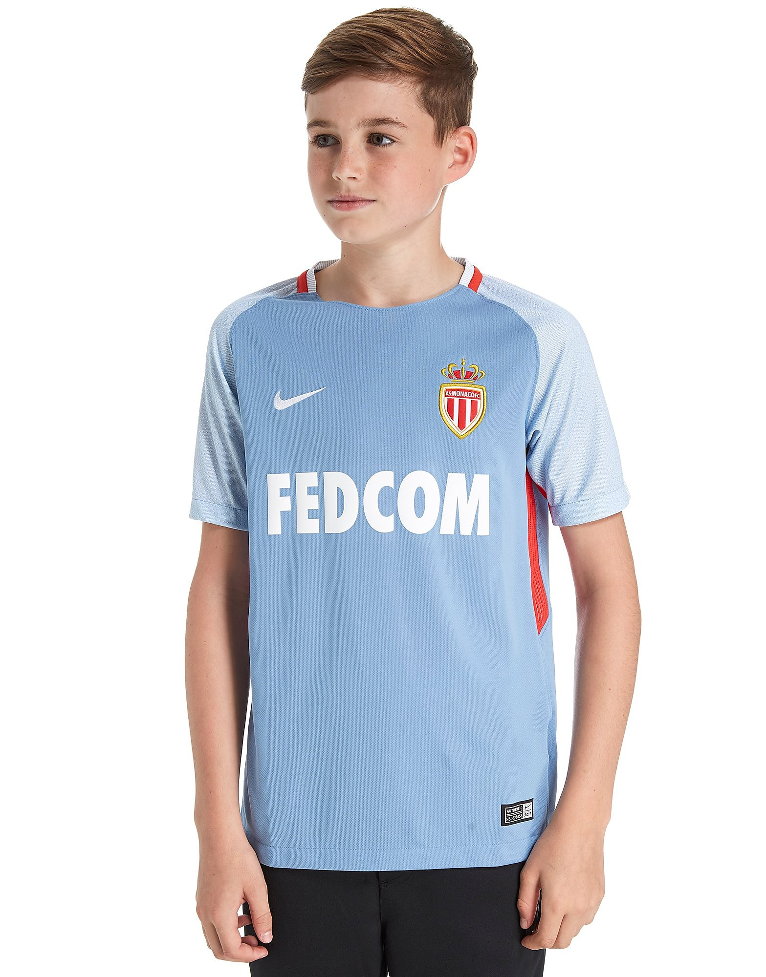 Nike AS Monaco 2017/18 Away Shirt Junior