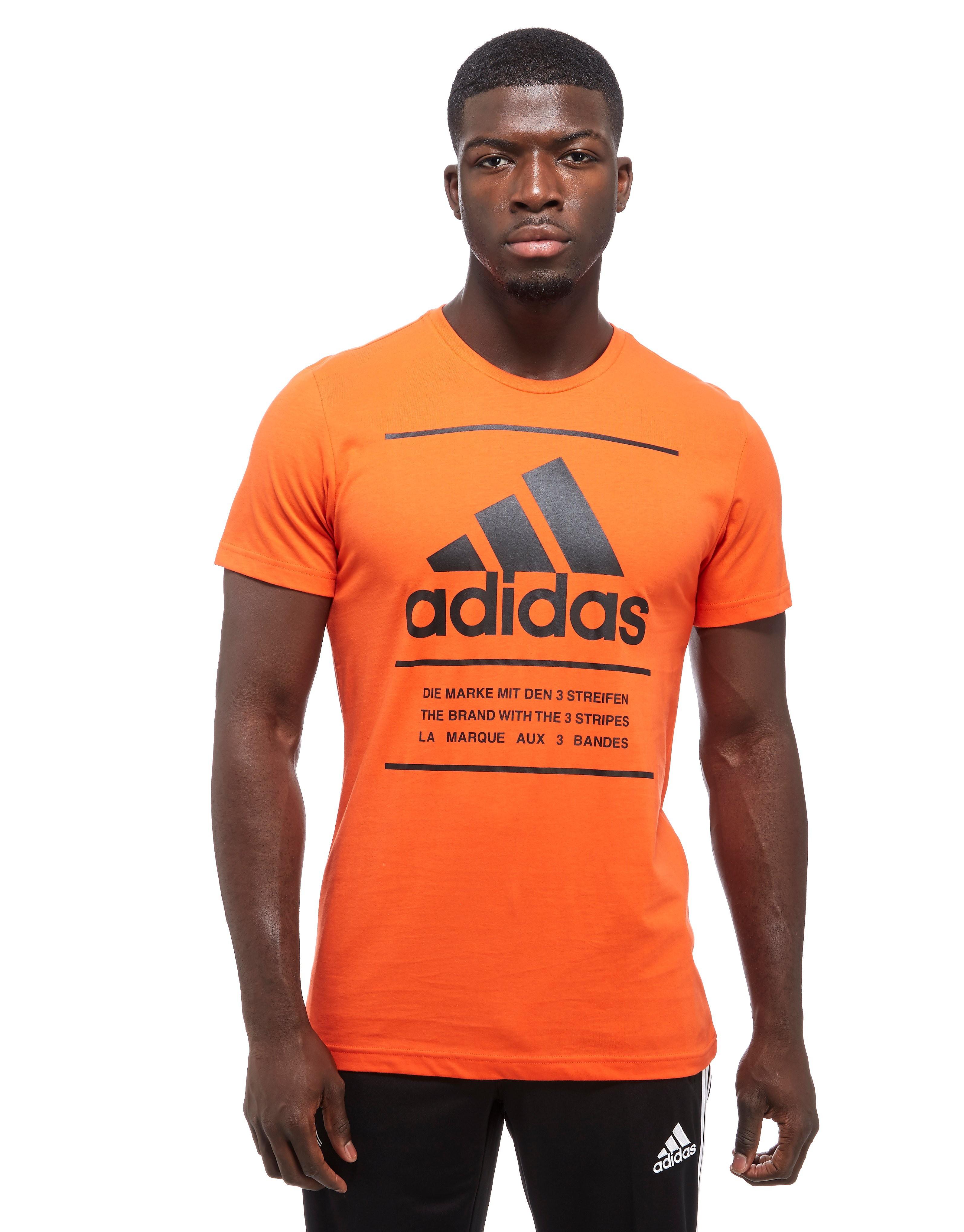 adidas camiseta 3 Lines BOS