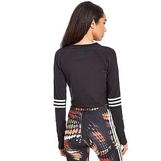 adidas Originals Rita Ora Trapeze Cropped T-Shirt
