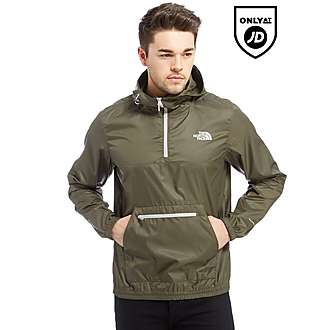 The North Face Flyweight 1/4 Zip Jacket