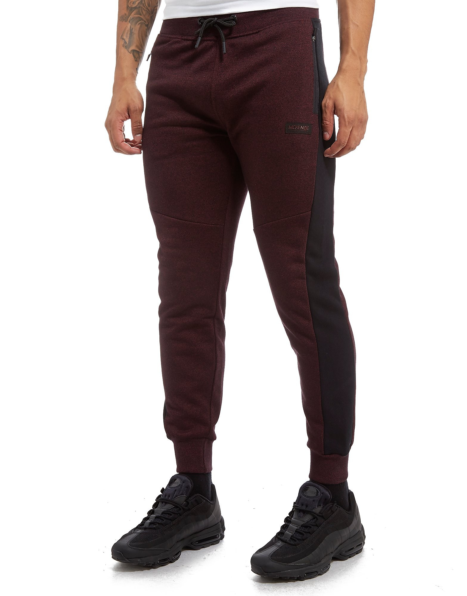 McKenzie Haket Joggers Homme - Only at JD - Burgundy, Burgundy