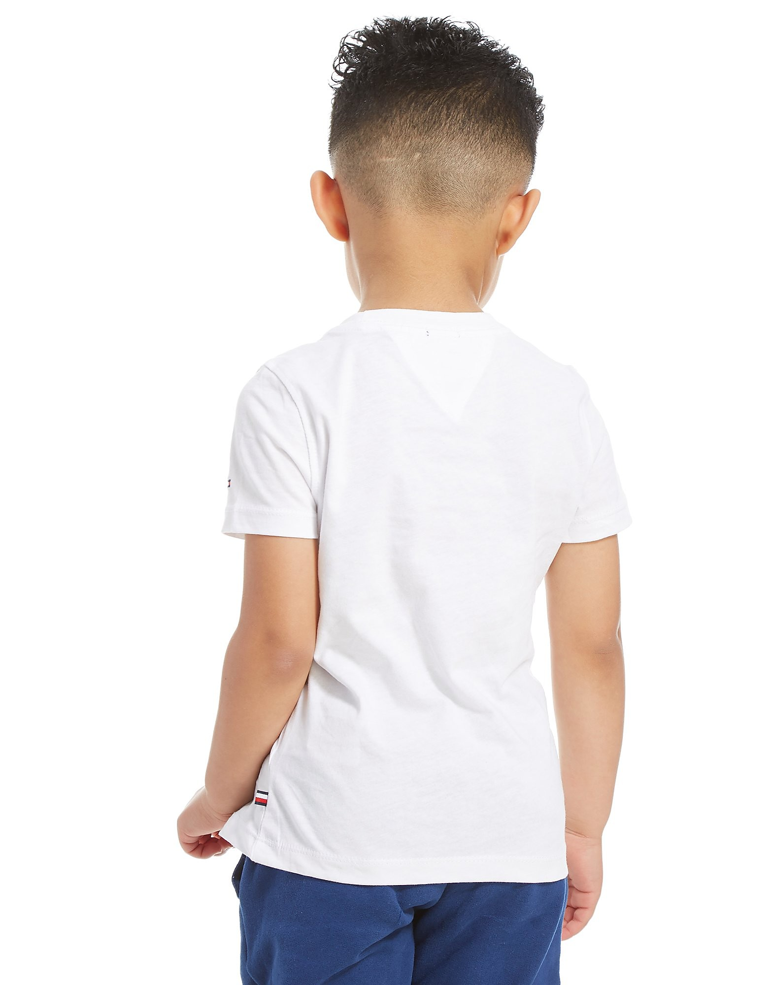 Tommy Hilfiger Flag Outline T-Shirt Children