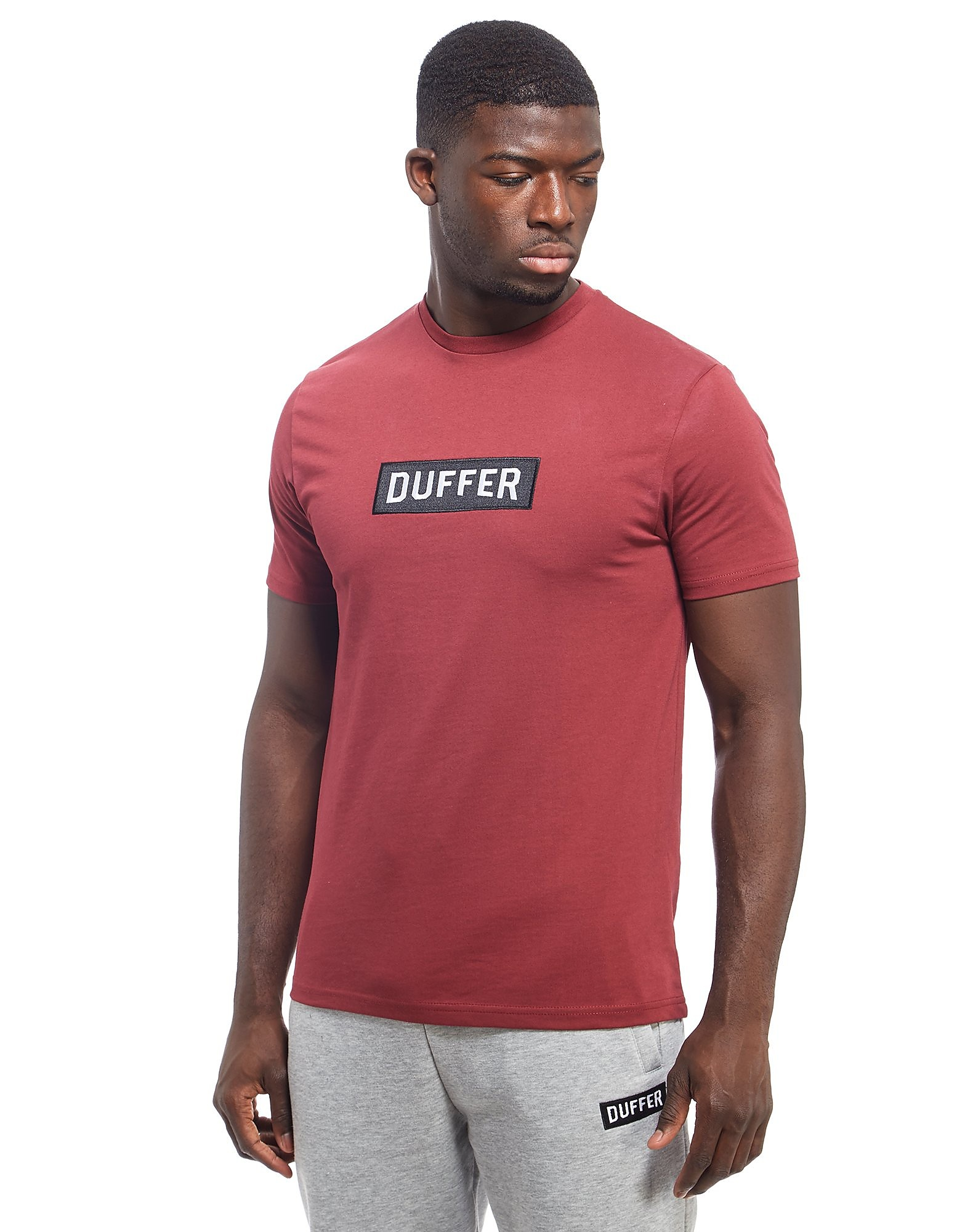 Duffer of St George camiseta Logo