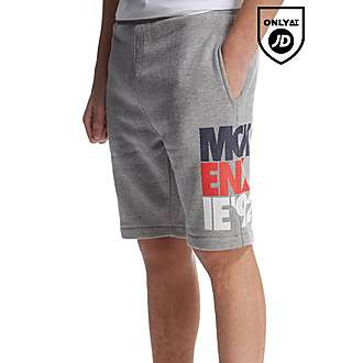 McKenzie Prospect Fleece Shorts Junior