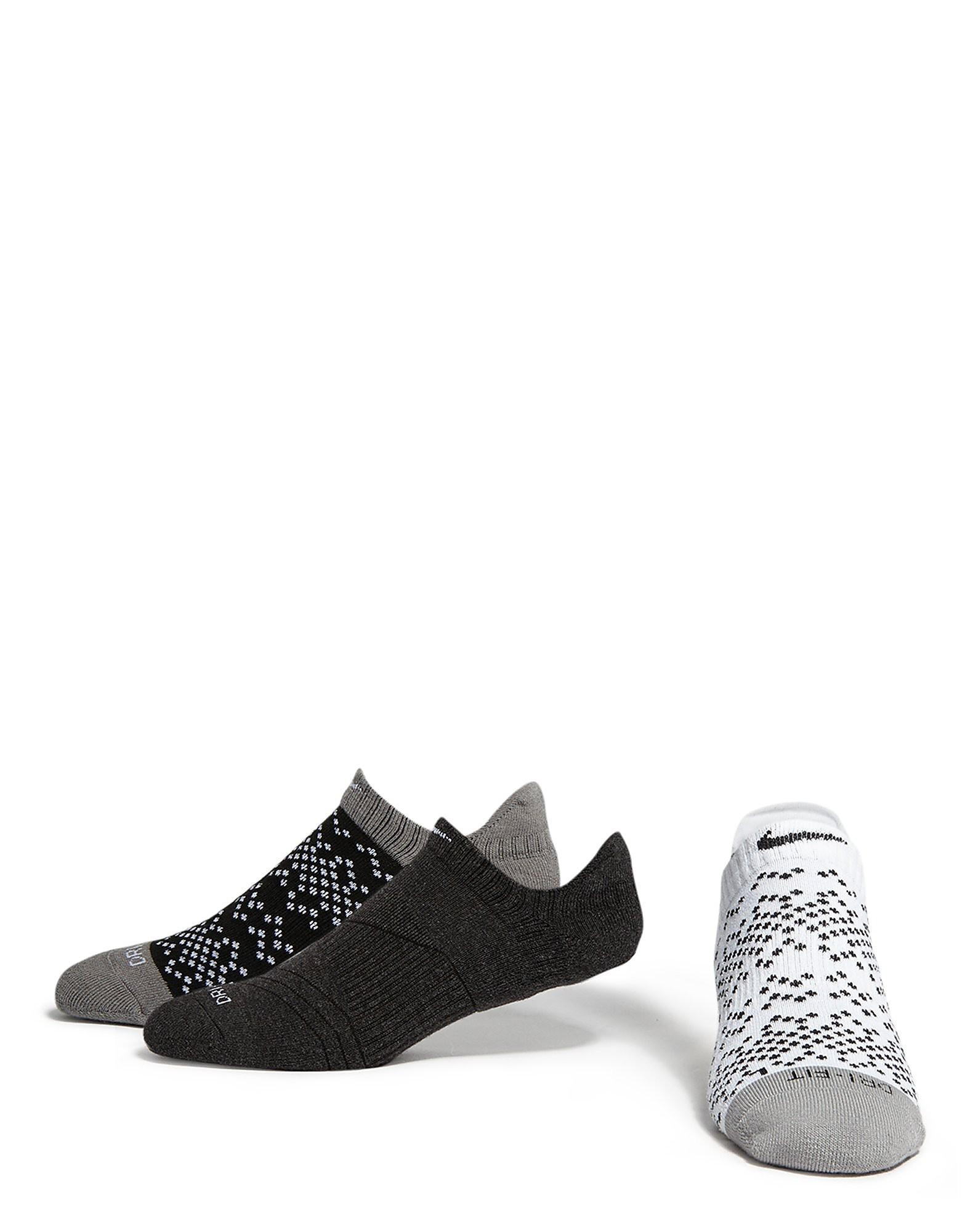 Nike 3 Pack Dri-FIT Lightweight No-Show Tab Socks