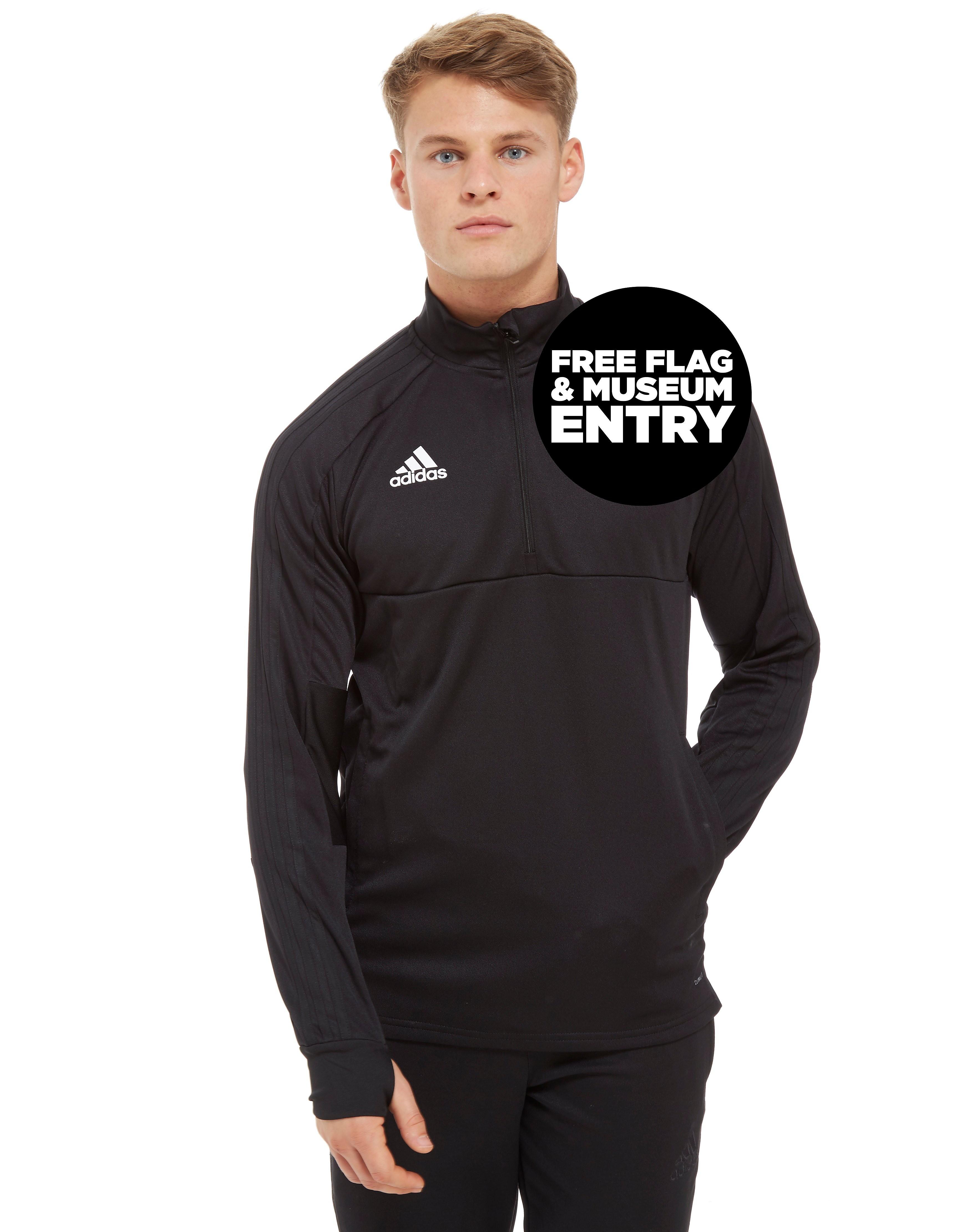 adidas Scotland FA 2018 Half Zip Top