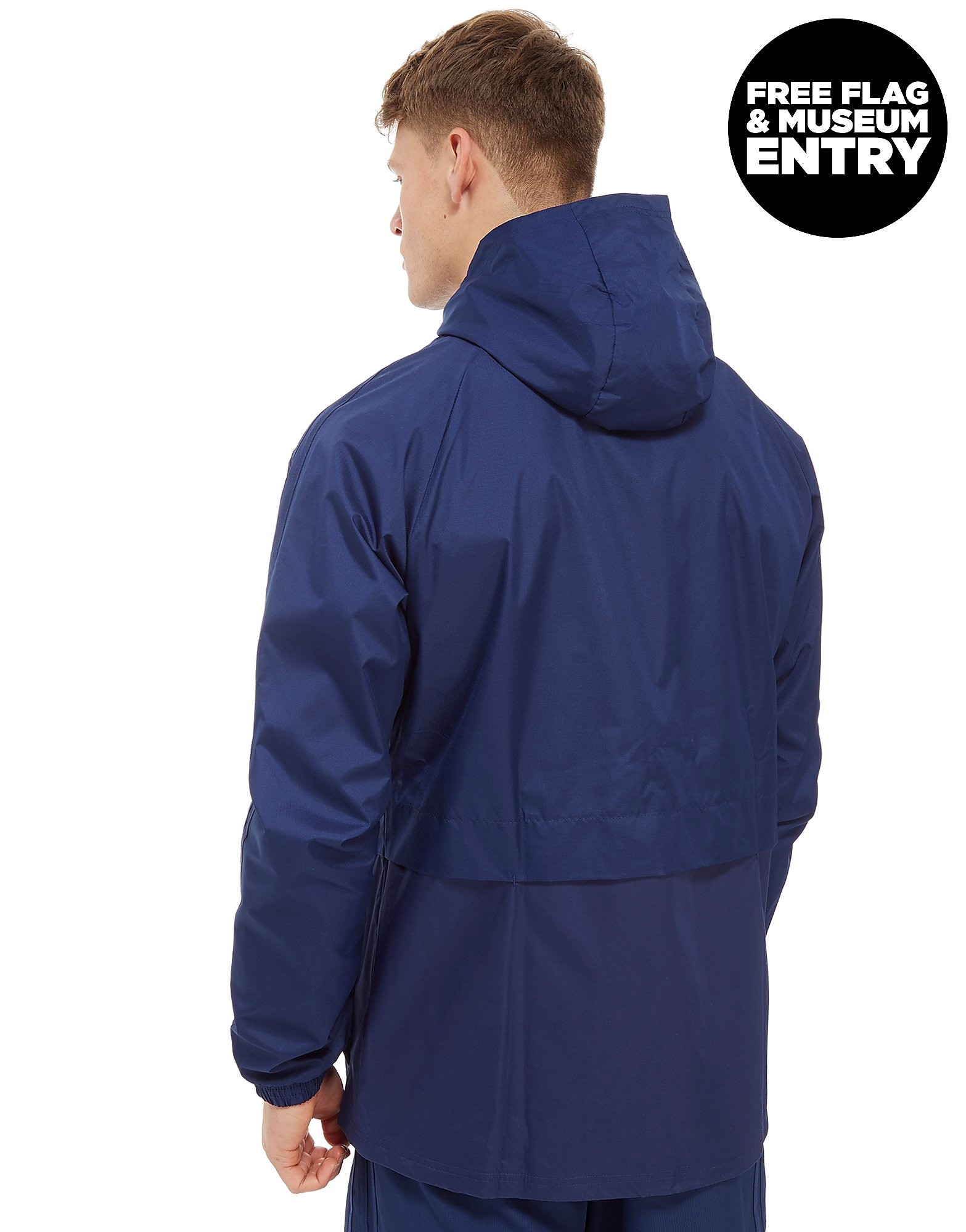 adidas Scotland FA 2018 Rain Jacket Heren