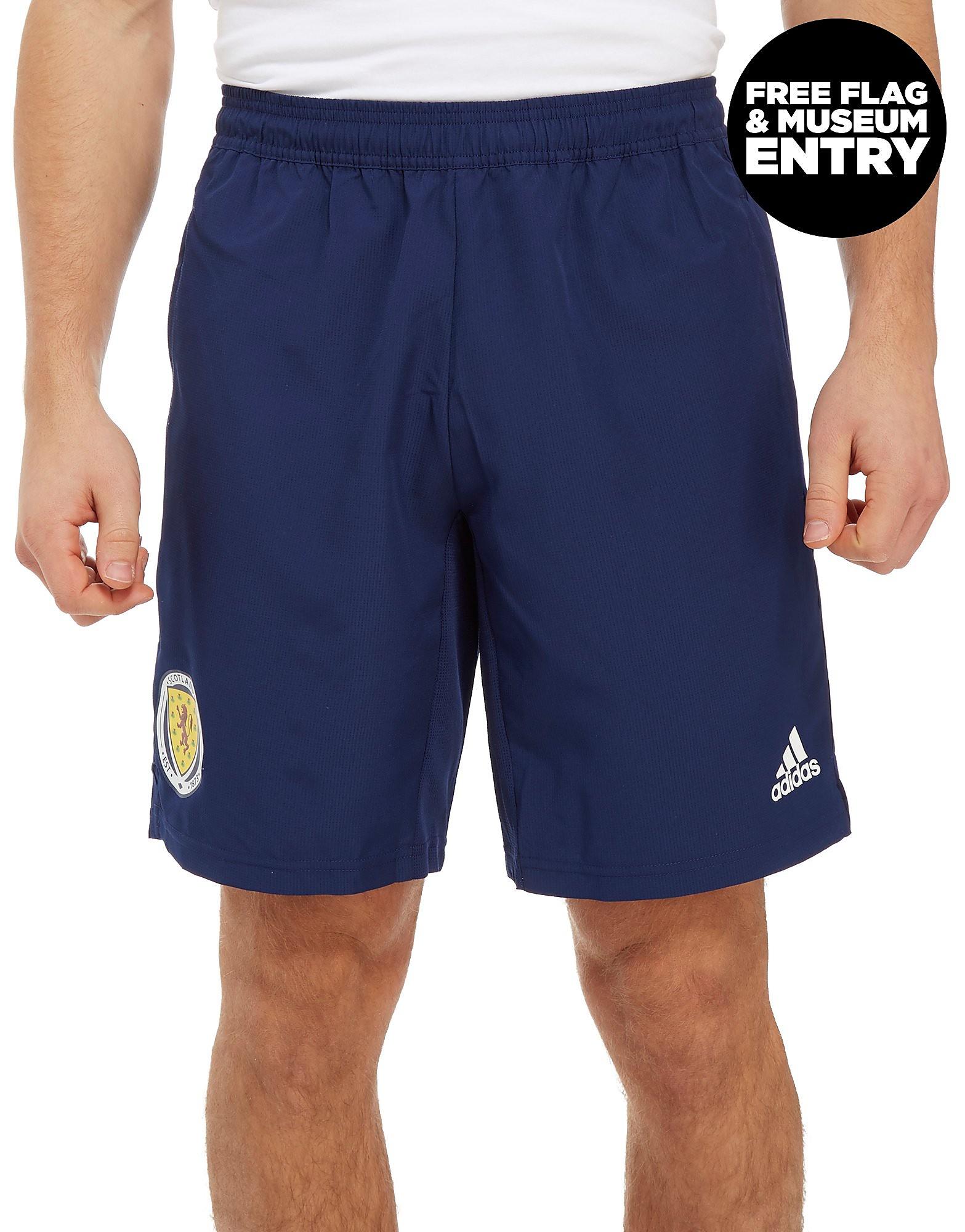 adidas Scotland FA 2018 Woven Shorts