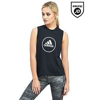 adidas Train Sleeveless T-Shirt