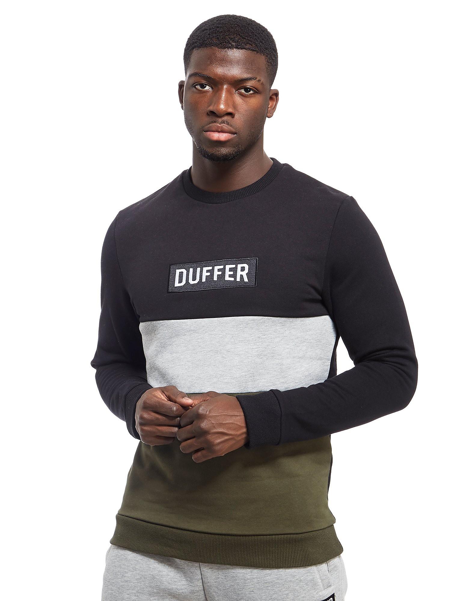 Duffer of St George Farnfield Crew Sweatshirt
