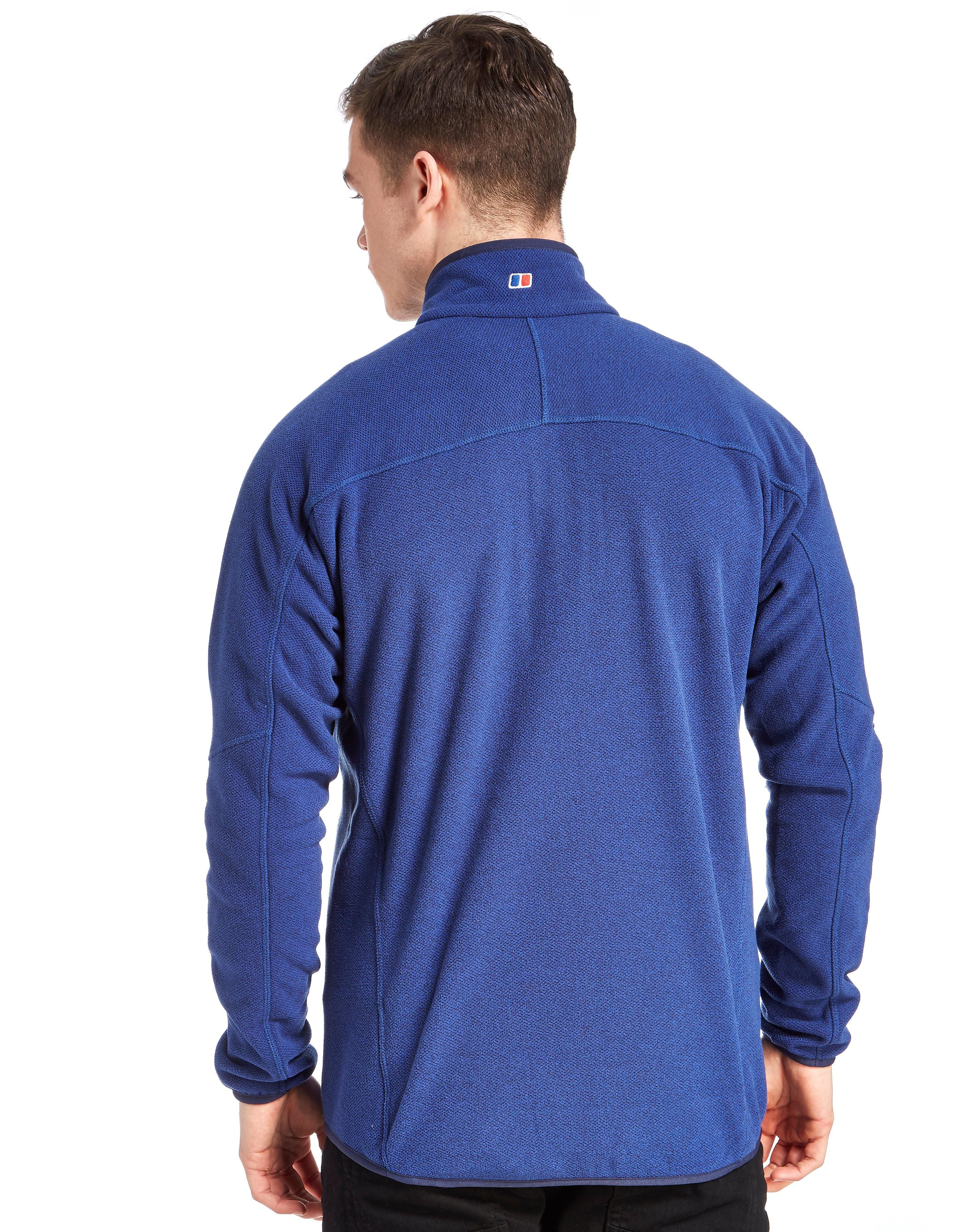 Berghaus Stainton Half Zip Midlayer Jacket