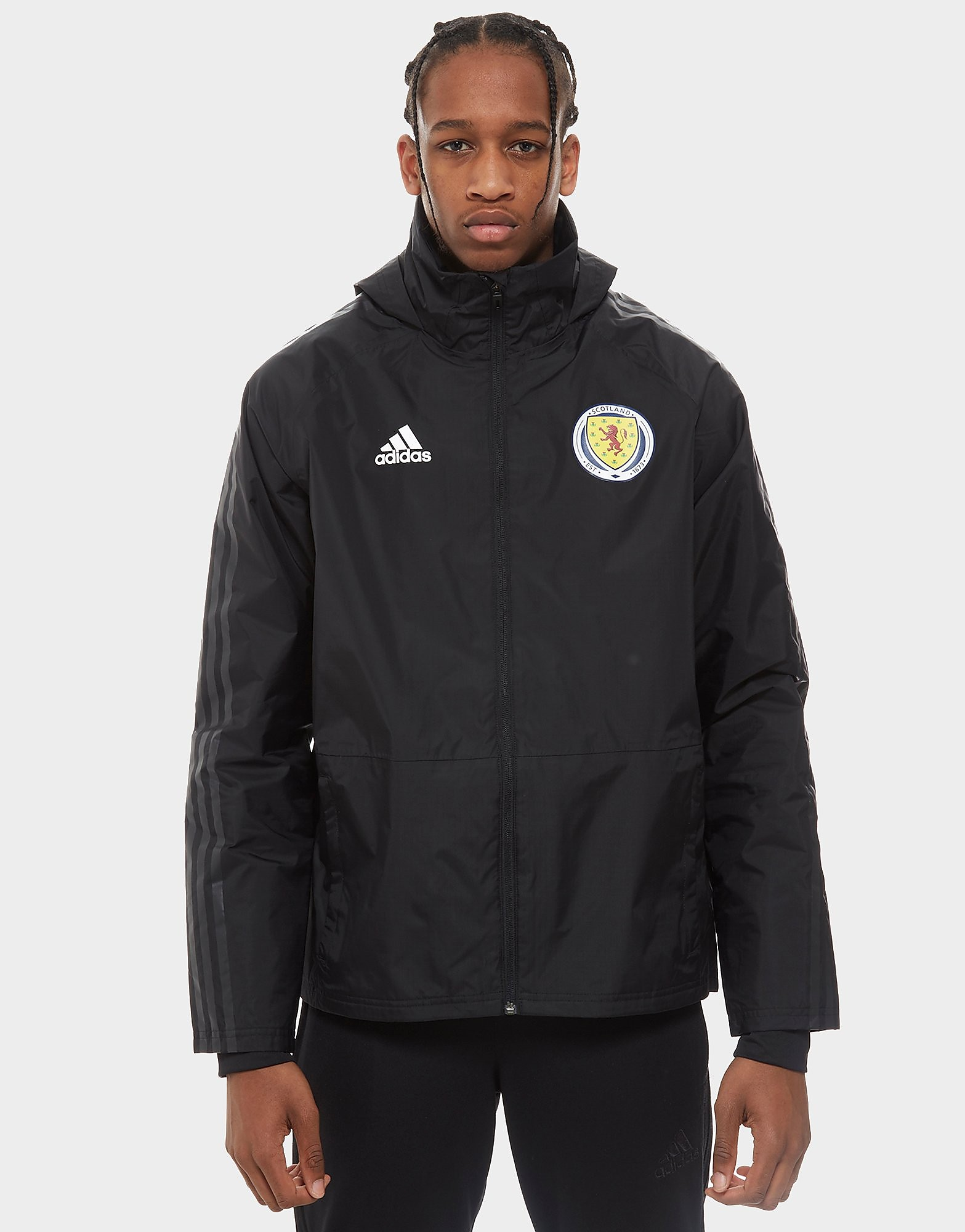 adidas Scotland FA 2018 Storm Jacket Homme