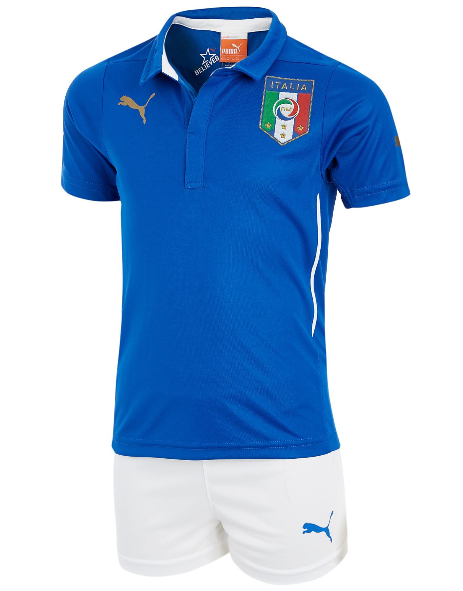 Puma Italy 2014 Childrens Home Kit