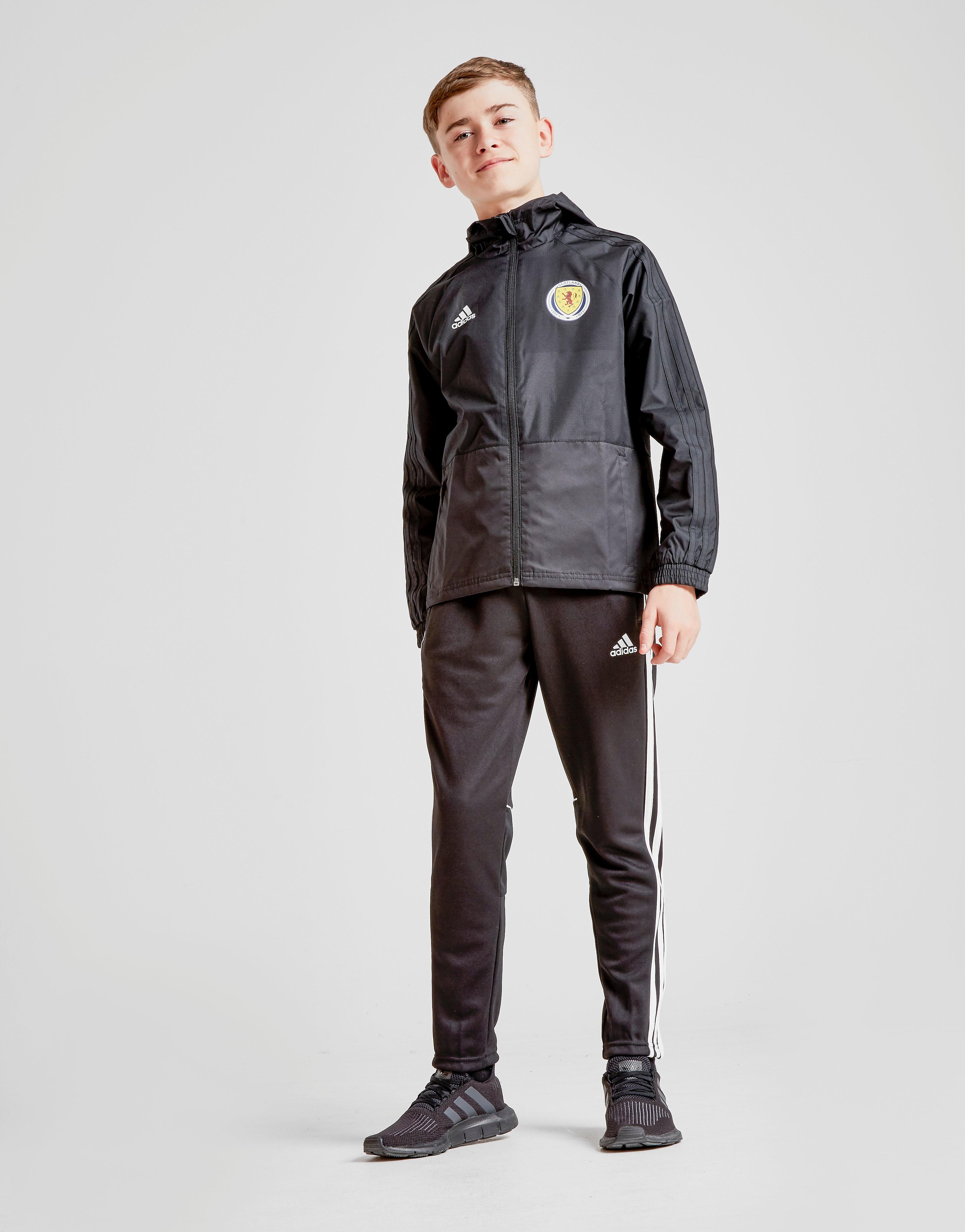 adidas Scotland FA 2018 Rain Jacket Junior