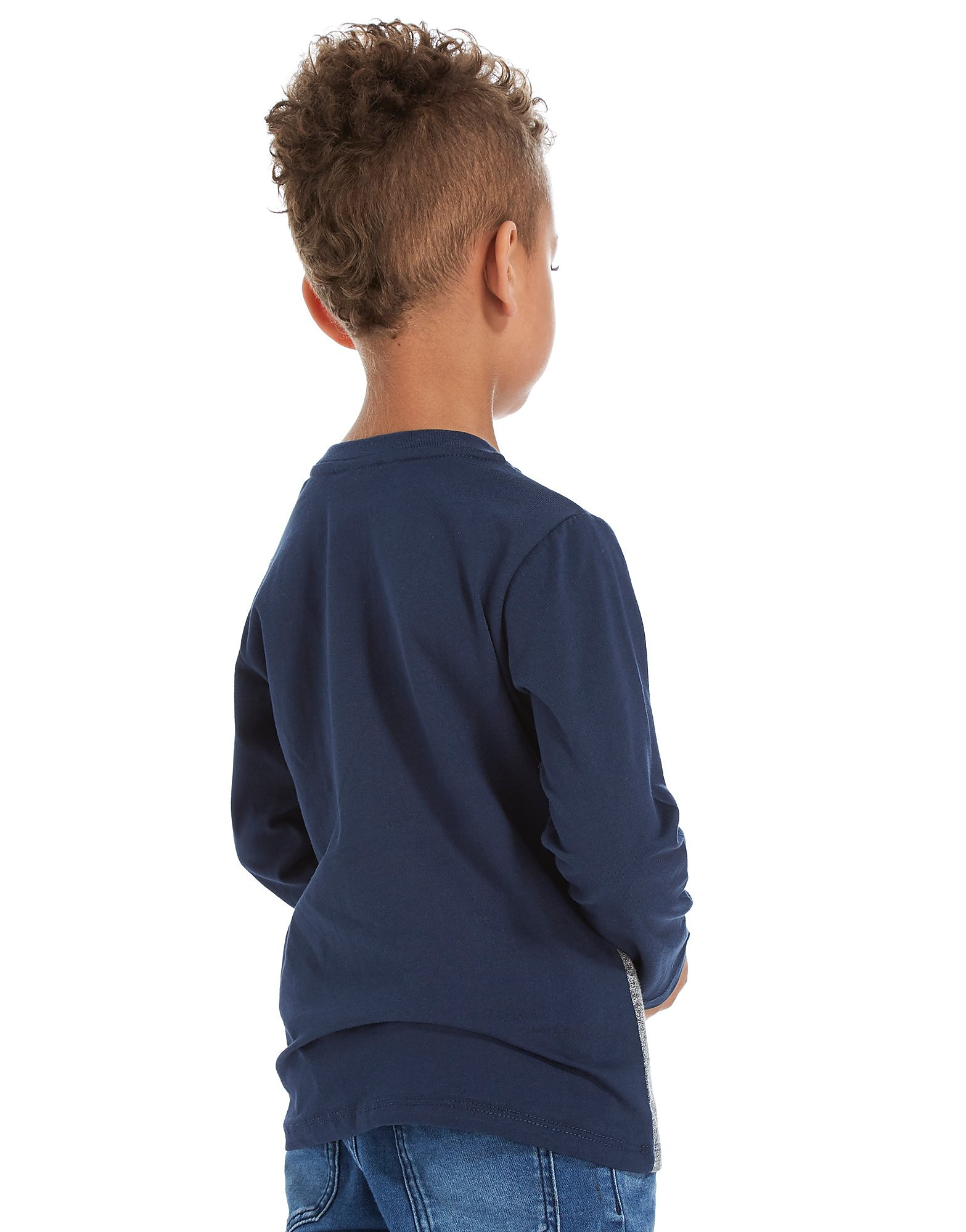 Ellesse camiseta de manga larga Mezzo infantil
