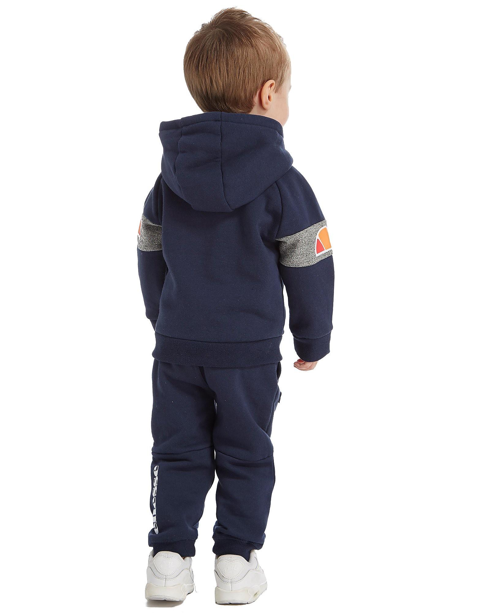 Ellesse Prozolo 1/4 Zip Tracksuit Infant