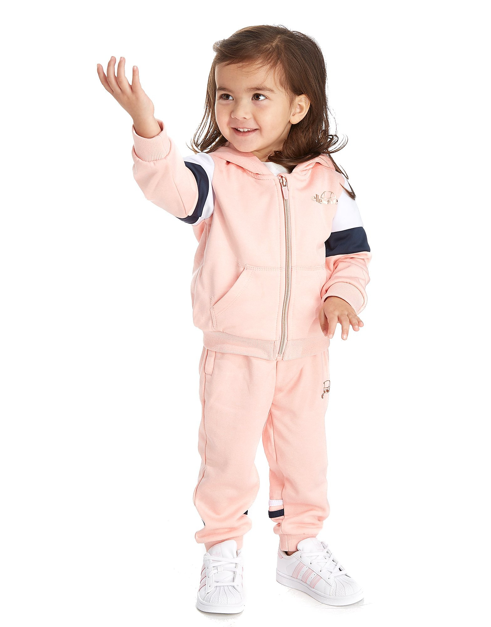 Ellesse Girls' Baccana Full Zip Suit Infant