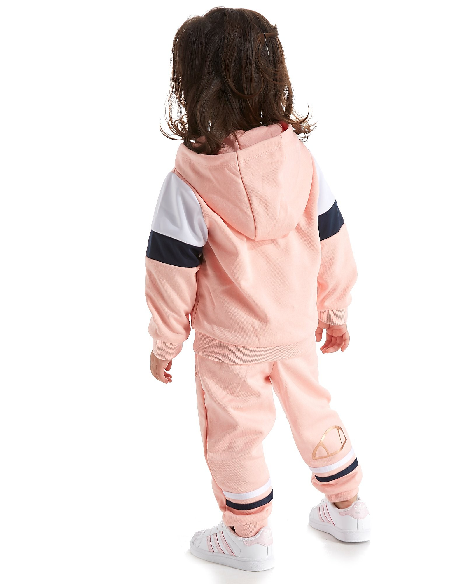 Ellesse Girls' Baccana Full Zip Suit Infant