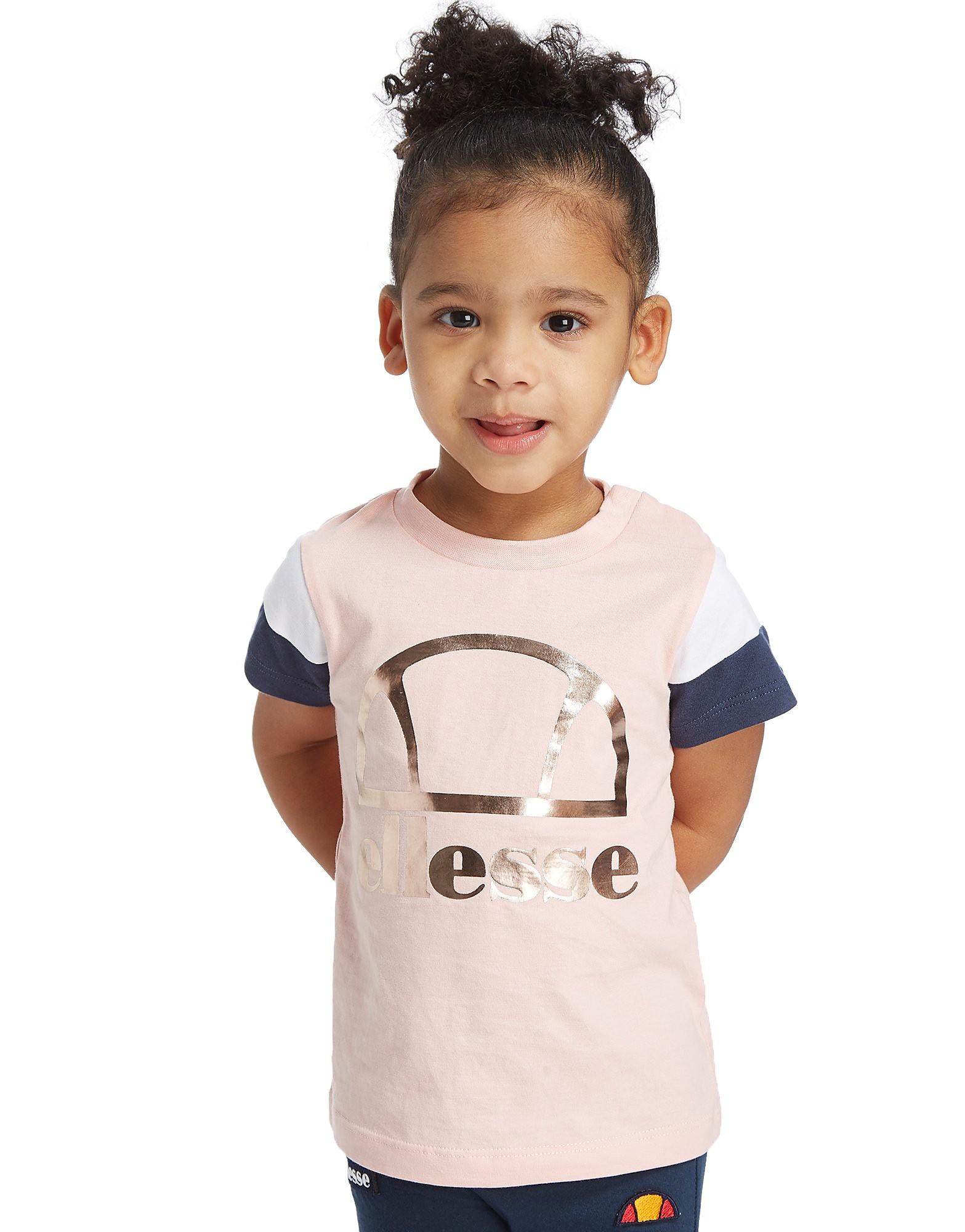 Ellesse Girls' Donzella T-Shirt Infant