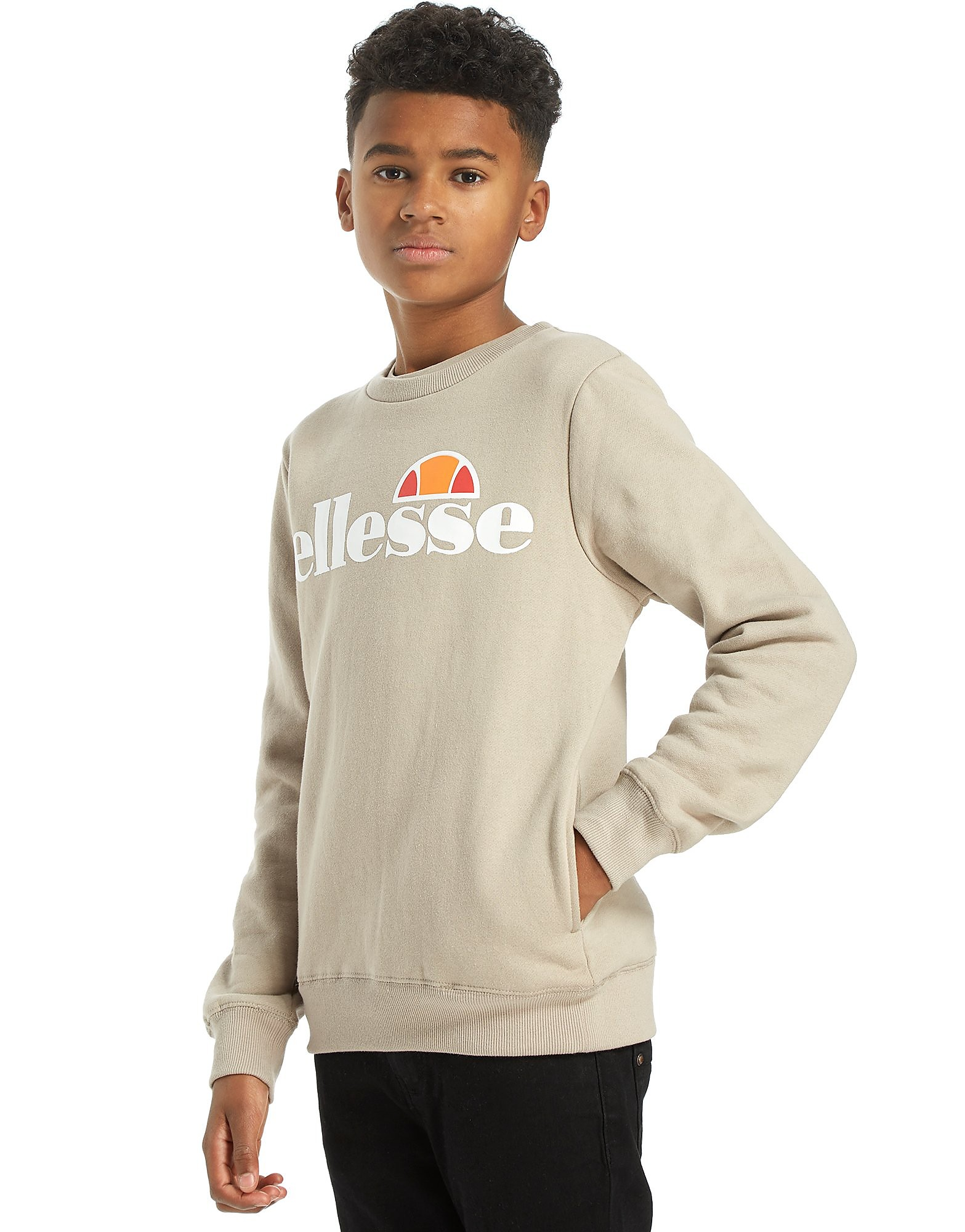 Ellesse Core Crew Sweatshirt Junior