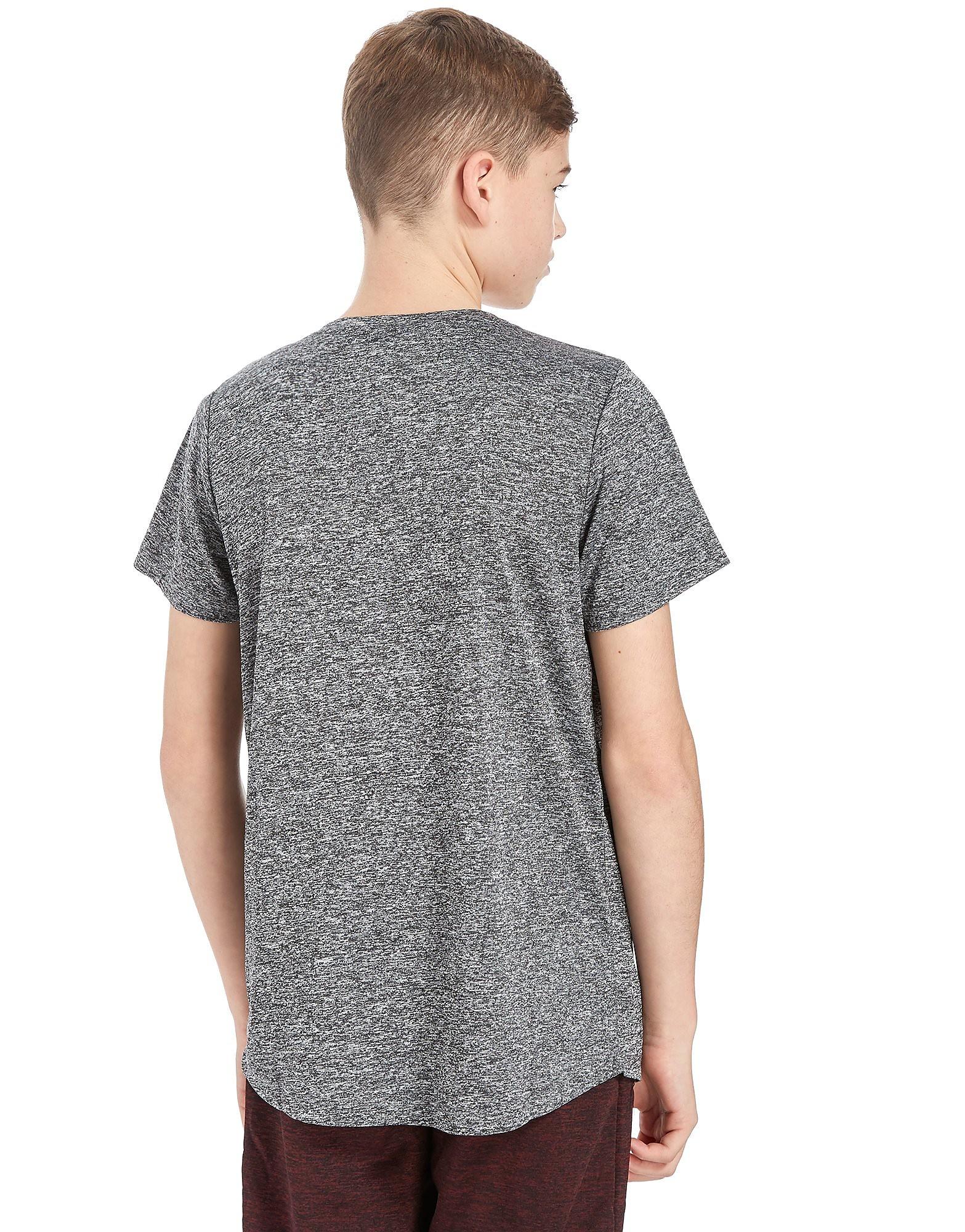 Ellesse Poly Drop Hem T-Shirt Junior