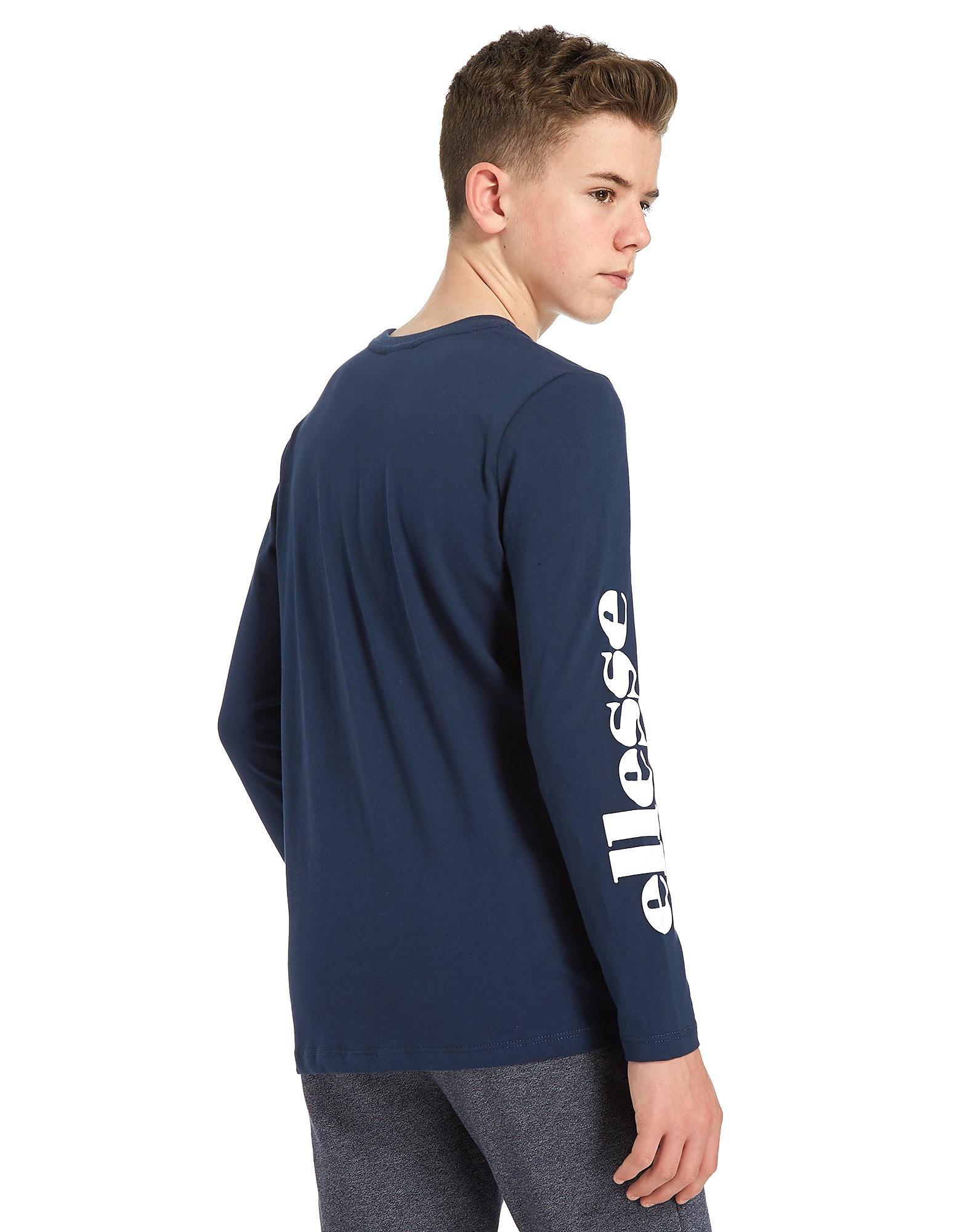 Ellesse Long Sleeve T-Shirt Junior
