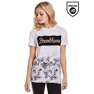 Brookhaven Smokey Floral T-Shirt