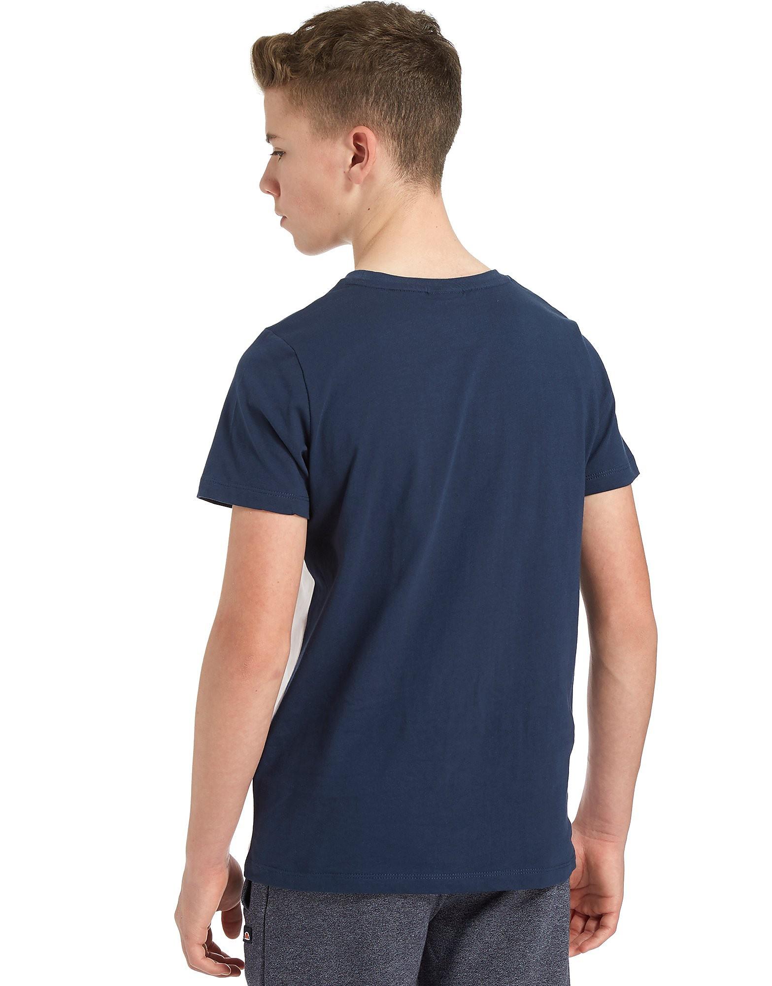 Ellesse Colourblock Jersey T-Shirt Junior