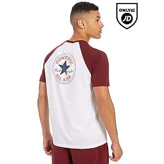 Converse Chuck Raglan T-Shirt