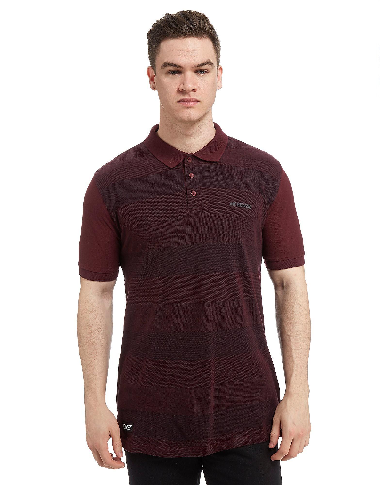 McKenzie Vilas Polo Shirt Heren - alleen bij JD - Burgundy - Heren
