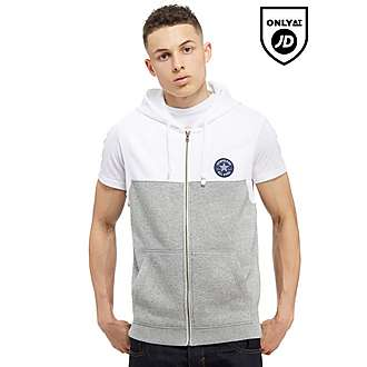 Converse Chuck Sleeveless Full Zip Hoody